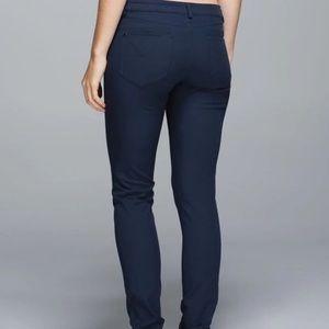 Lululemon Everyday Skinny Pant 8